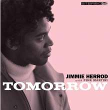 "Jimmie Herrod & Pink Martini: Tomorrow (Limited Edition) (Pink Vinyl), Single 10"""