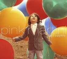 Pink Martini: Get Happy, CD
