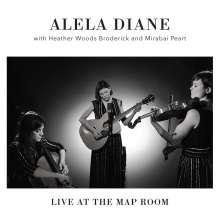 Alela Diane: Live At The Map Room (Limited Edition) (White Vinyl) (+Bonustracks), LP