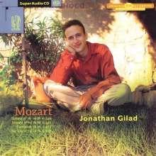 Wolfgang Amadeus Mozart (1756-1791): Klaviersonaten Nr.10,12,14, Super Audio CD
