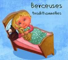 DUROC, FABRICE and TIBONE, BOB: Berceuses traditionnelles, 2 CDs