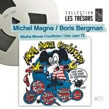 OST/Magne,Michel/Bergmann,Boris: Filmmusik: Moshe Mouse Crucifixion / Don Juan 73, 2 CDs
