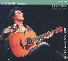 Pierre Bensusan: A La Carte: Compilation, CD