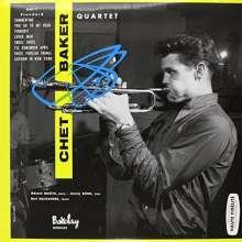 Chet Baker (1929-1988): Chet Baker Quartet (remastered) (180g) (Limited-Edition) (mono), LP