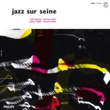 Barney Wilen (1937-1996): Jazz Sur Seine (remastered) (180g) (Limited-Edition), LP