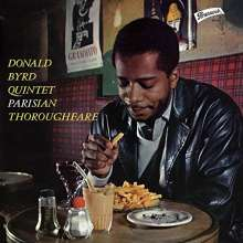 Donald Byrd (1932-2013): Parisian Thoroughfare (remastered) (180g) (Limited Edition), LP