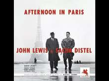 John Lewis & Sacha Distel: Afternoon In Paris (remastered) (180g) (Limited Edition) (Repress 2021), LP