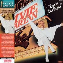Sylvie Vartan: Live In Las Vegas (Vinyl Replica Collection) (Limited-Edition), CD