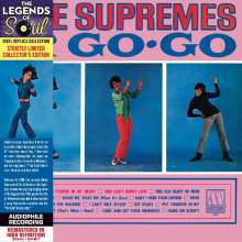 The Supremes: A' Go Go (Limited Collector's Edition), CD