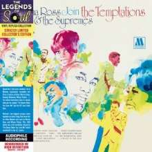 Diana Ross & The Supremes: Join The Temptations (Limited Edition) (Papersleeve), CD
