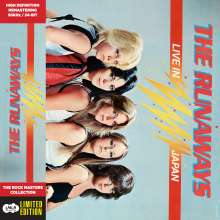 The Runaways: Live In Japan (Limited Edition Papersleeve), CD