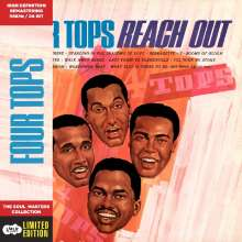 Four Tops: Reach Out (Limited Edition), CD