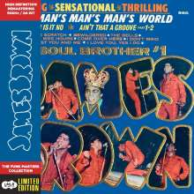 James Brown: It's Man's Man's Man's World (Limited Edition), CD