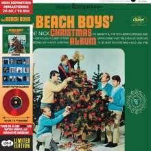 The Beach Boys: Little Saint Nick-Christmas Album  (Limited Collector's Edition), CD