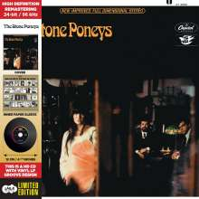 Stone Poneys (feat.Linda Ronstadt): The Stone Poneys (Limited Collector's Edition), CD
