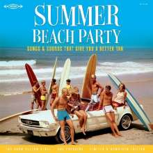Summer Beach Party (remastered) (180g) (Limited Numbered Edition) (Yellow Gold Vinyl), LP