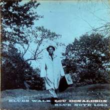 Lou Donaldson (geb. 1926): Blues Walk (remastered) (180g) (Limited-Edition), LP