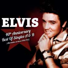 Elvis Presley (1935-1977): Best Of Singles A&B - Alternative Versions 1956/1962 (180g) (Limited-Edition), 2 LPs