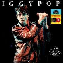 Iggy Pop: Live Ritz N.Y.C. (Limited-Edition) (Translucent Red Vinyl), 2 LPs