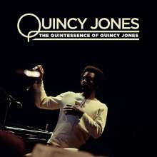 Quincy Jones (geb. 1933): The Quintessence Of Quincy Jones (remastered), LP