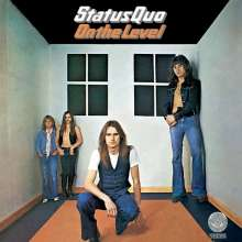 Status Quo: On The Level (Limited Edition) (Orange Vinyl), LP