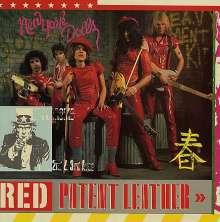 New York Dolls: Red Patent Leather (White Vinyl), LP
