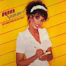 Donna Summer: She Works Hard For The Money (Limited Edition) (Translucent Yellow Vinyl), LP