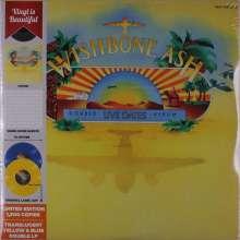 Wishbone Ash: Live Dates (Limited Edition) (Translucent Yellow & Blue Vinyl), 2 LPs
