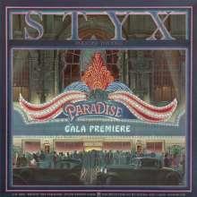 Styx: Paradise Theatre (Limited Edition) (Blue Vinyl), LP