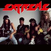 Extreme: Extreme (Limited Edition) (Translucent Red Vinyl), LP