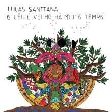 Lucas Santtana: O Céu É Velho Há Muito Tempo, LP