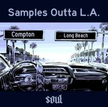 Samples Outta L.A. - Soul (Limited Edition) (Colored Vinyl), LP