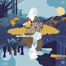Sages Comme Des Sauvages: Luxe Misere, CD