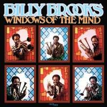 Billy Brooks: Windows Of The Mind, CD