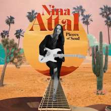 Nina Attal: Pieces of Soul (Red,Pink,Yellow Vinyl), LP