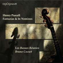 Henry Purcell (1659-1695): Fantasias & In Nomines, CD