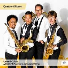 Ellipsos Quartet - United Colors, CD