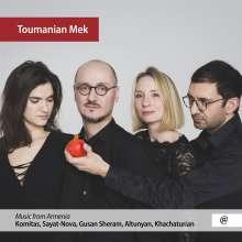 Toumanian Mek - Music from Armenia, CD