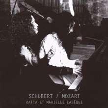 Katia & Marielle Labeque - Mozart & Schubert, CD
