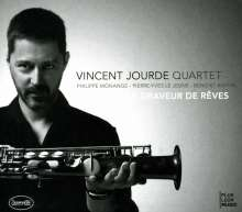 Vincent Jourde Quartet: Le Graveur De Reves, CD