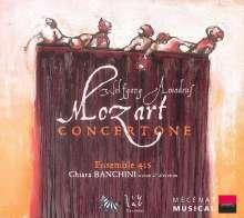 "Wolfgang Amadeus Mozart (1756-1791): Serenade Nr.6 ""Notturna"", CD"