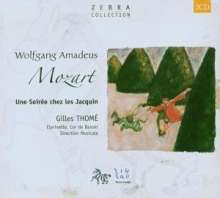 Wolfgang Amadeus Mozart (1756-1791): 6 Terzette (Notturni) f.2 Soprane & Baß, 2 CDs