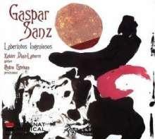 "Gaspar Sanz (1640-1710): Gitarrenwerke ""Laberintos Ingeniosos"", CD"