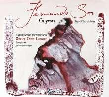 Fernando Sor (1778-1839): Goyesca (Seguidillas Boleras), CD