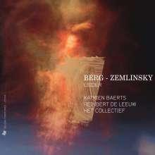 Katrien Baerts - Lieder, CD