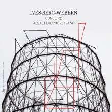 Alexei Lubimov - Ives-Berg-Webern, CD
