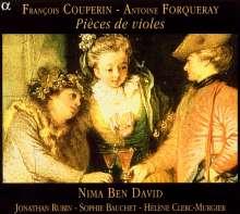 Francois Couperin (1668-1733): Pieces de Viole 1728, CD