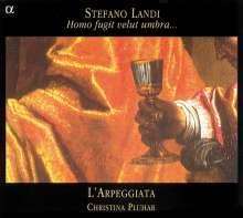"Stefano Landi (1587-1639): Arien & Villanellen ""Homo fugit velunt umbra"", CD"