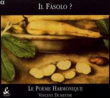 Il Fasolo?, CD