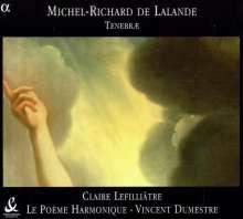 Michel Richard Delalande (1657-1726): 3 Lecons de Tenebres, 2 CDs